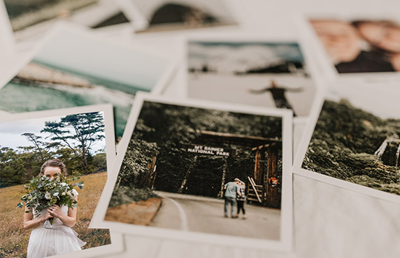 Wedding Photography Printing - Golden Touch Productions