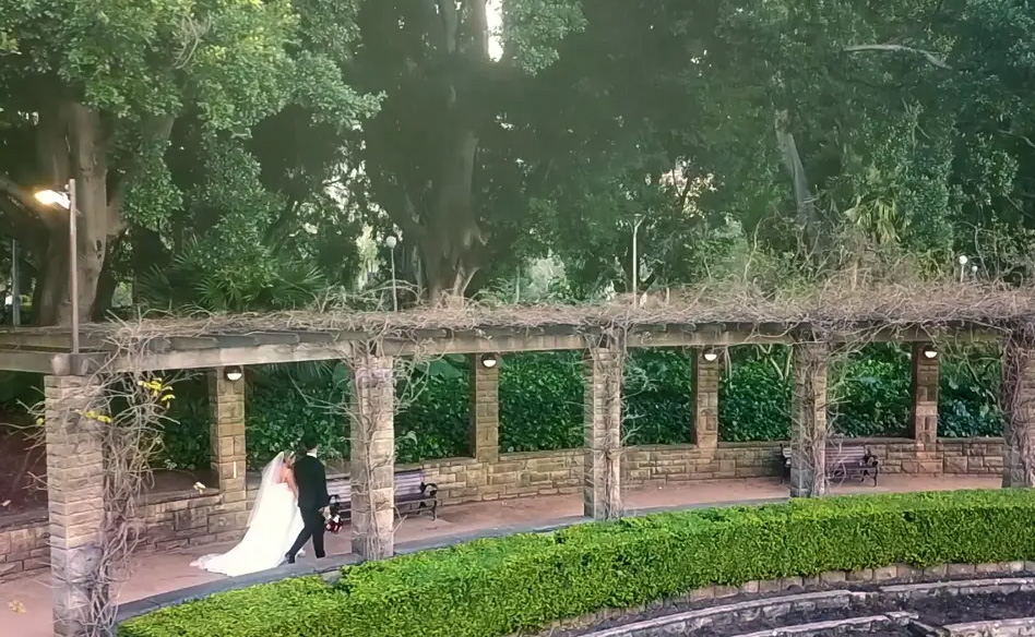 Wedding Videography - Golden Touch Productions